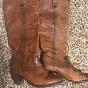 Frye Bailey Button Boots